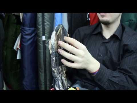 Перчатки «Snow Leopard». Видеообзор.
