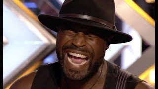 Paris Musician Blows Judges Away With His Amazing Voice!   Audition 2   The X Factor UK 2017