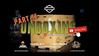UNBOXING HARLEY-DAVIDSON NEW FATBOY 114 MY2020