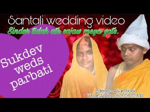 Santali bapla video sindur tidàk aate sajaw meya gate new santali video song.