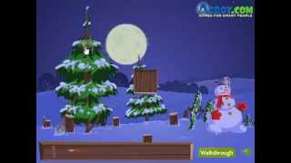 Perfect Snowman Walkthrough