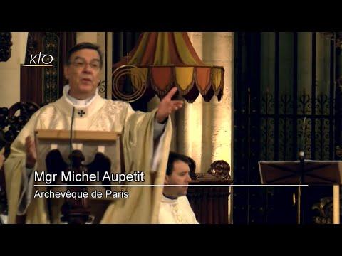Messe des parlementaires : Homélie de Mgr Aupetit
