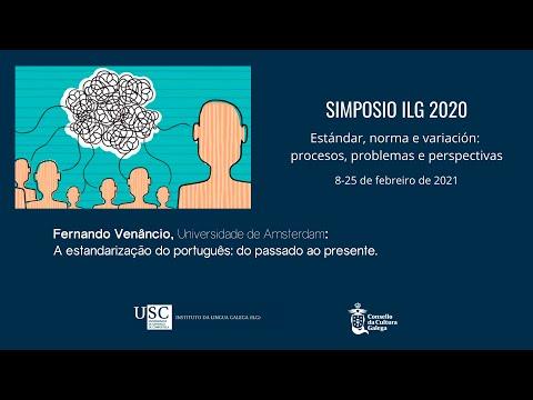 A estandarização do português: do passado ao presente