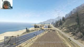 Grand Theft Auto 5 Walkthrough Part 96 - CROP DUSTING | GTA 5 Walkthrough
