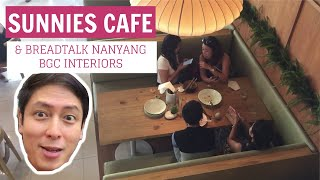 Sunnies Cafe And Bread Talk Nanyang BGC Interiors