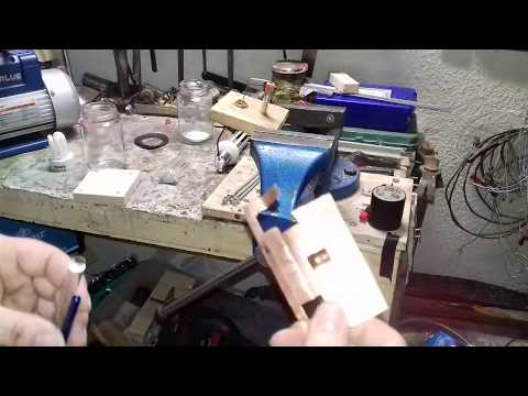 Como hacer un tubo de rayos catodicos casero parte 1 de 3