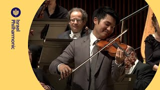 Ray Chen playing an encore - Israel Philharmonic Orchestra
