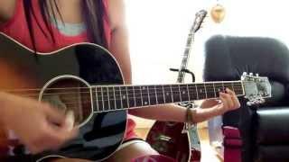 Dixie Chicks - Easy Silence Guitar Cover