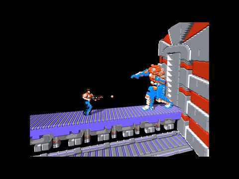 3DNesVR v2,0,1 + Contra Remastered Released