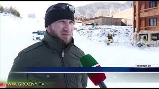 Завершилось строительство семейного горнолыжного курорта «Кезеной-Ам»