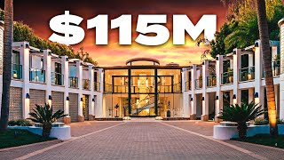 The Most Expensive Home In Malibu