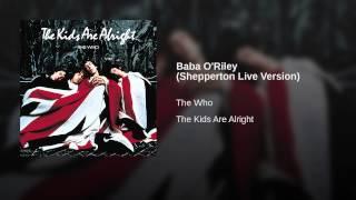 Baba O'Riley (Shepperton Live Version)