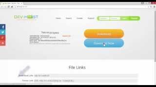 Cara Mendownload di Dev-Host Terbaru 2015
