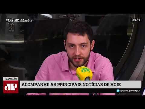 Marun defende anistia e reafirma que Caixa 2 não é propina | Jornal da Manhã