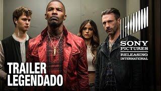 Em Ritmo De Fuga | Trailer Legendado | 17 de agosto nos cinemas