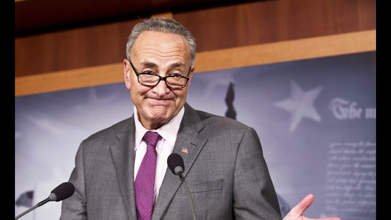 """Chuck Schumer: Single-Payer Healthcare """"On The Table"""" thumbnail"""