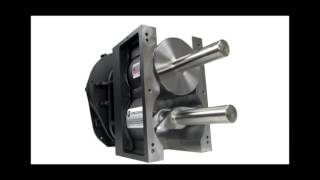 PMDS Self-Cleaning Rotary Valve Rotation