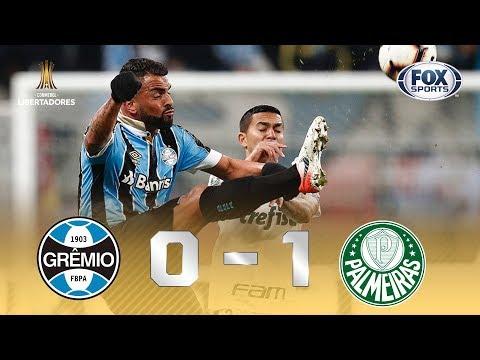VITÓRIA DO VERDÃO! Veja os melhores momentos de Grêmio 0x1 Palmeiras, pela Libertadores