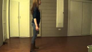 Stroll Along Cha Cha (Line Dance) - Demo & Teach