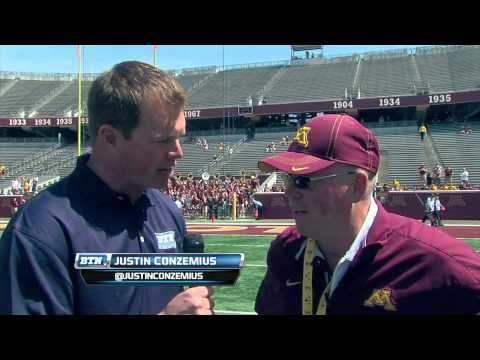 Jerry Kill Interview