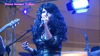 Donna Summer Tribute en Mall Arauco Maipú - On the radio / Ring my bell / Bad Girls