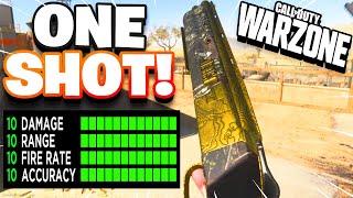 *NEW* ONE SHOT 725 SHOTGUN in MODERN WARFARE! THIS 725 SLUG SHOTGUN IS BROKEN! (725 SLUG ROUNDS)