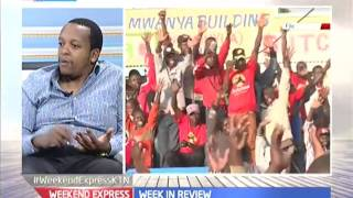 Weekend Express: The week in review with Benji Ndolo 12/2/2017