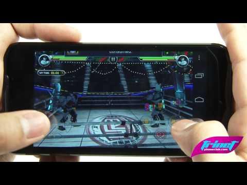 ทดสอบการเล่นเกมกับ TriNet Phone cheetah turbo 4.5