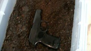 Пистолет Макарова: Супер-тест!!