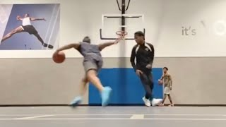 YOURRAGE FINALLY STARTED HOOPING AGAIN (FOOTAGE)