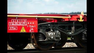 Rail Cargo Group – TransANT flexibel im Aufbau und im Einsatz | Kholo.pk
