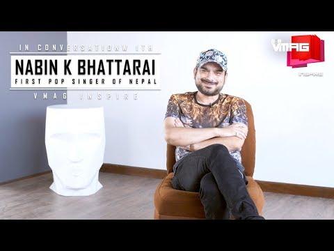 The Original Pop Singer Of Nepal - Nabin K Bhattarai