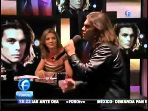 Gianluca Grignani LIVE  en LA OTRA AGENDA