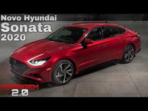 Novo Hyundai Sonata 2020 - (Garagem 2.0)
