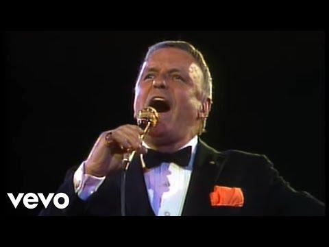 Frank Sinatra Interpreta New York New York En Vivo En Tokio