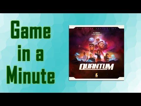 Game In A Minute Ep 50: Quantum