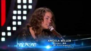You set me free - Angie Miller HIGH QUALITY