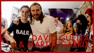 David Guetta  Martin Garrix  Caf Mambo Lovers on the sun version
