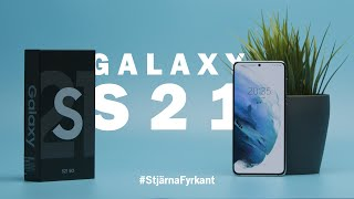 Unboxing – Samsung Galaxy S21