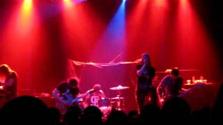 End of Modern Wolf Hair + Stratovolcano Mouth- Chiodos Live Phoenix Concert Theatre Nov 2 2010 HD