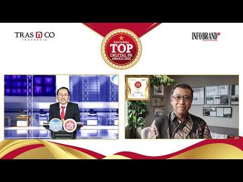 Popular di ranah Digital, Geo Dipa Raih Penghargaan Indonesia Top Digital Public Relation Award 2021