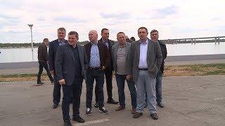 Губернатор Андрей Бочаров провел выездное совещание по благоустройству Волгограда