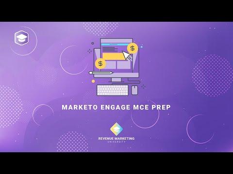Marketo MCE Prep Course | Revenue Marketing University - YouTube