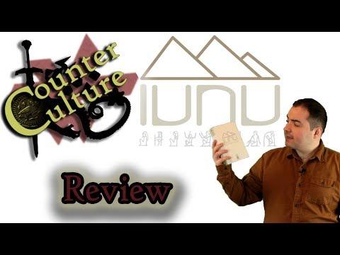 Iunu [Review] - Fraser Mackenzie
