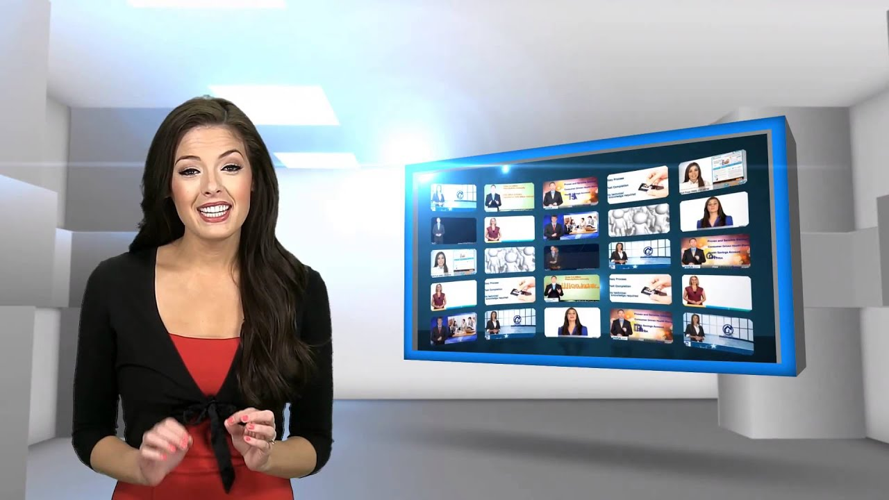 Custom Video Presentation Example - 'Passive Resistance'
