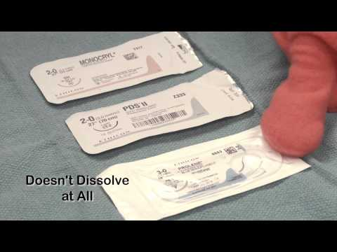 Dr Scalpel's Guide to Surgery: Sutures (Episode 10) mp3