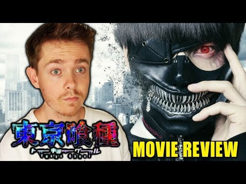 Tokyo Ghoul (Live Action) – Movie Review