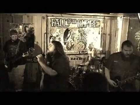 Fall of an Empire live at The Twisted Spoke in Pendleton SC July 20, 2013