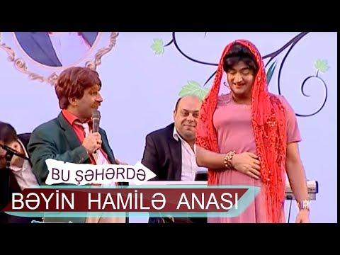 Toyda bəyin hamilə anası - Ailəvi (2011, Bir parça)