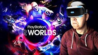PLAYSTATION VR - Willkommen in der verrückten Zukunft